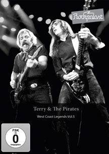 Terry & The Pirates - Rockpalast: West Coast Legends Vol.5 (DVD)