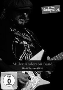 Miller Anderson Band - Live At Rockpalast 2010 (DVD)