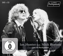Ian Hunter Band & Mick Ronson - Live At Rockpalast (CD/DVD)