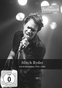 Mitch Ryder - Live At Rockpalast (DVD)