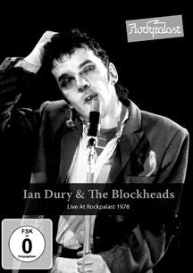Ian Dury & The Blockheads - Live At Rockpalast 1978 (DVD)