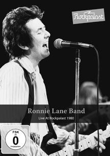 Ronnie Lane - Band: Live At Rockpalast (DVD)