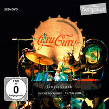 Guru Guru - Rockpalast: Krautrock Legends Vol. 2 (CD/DVD)