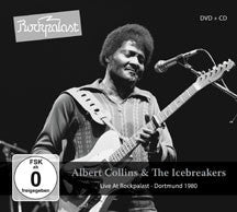 Albert Collins & The Icebreakers - Live At Rockpalast (CD/DVD)