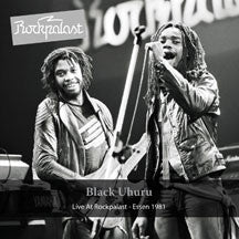 Black Uhuru - Live At Rockpalast (VINYL ALBUM)