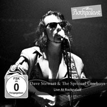 Dave Stewart & The Spiritual Cowboys - Live At Rockpalast (CD/DVD)