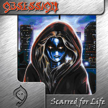 Obsession - Scarred For Life (CD)