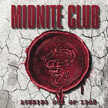 Midnite Club - Running Out Of Lies (CD)