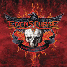 Eden's Curse - Condemned To Burn / The UK Tour Collection (CD)