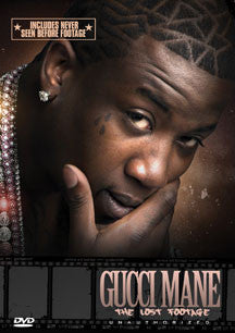Gucci Mane - The Lost Footage (DVD)