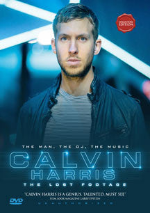 Calvin Harris - The Lost Footage (DVD)