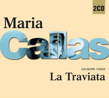 Maria Callas - Verdi: La Traviata (CD)