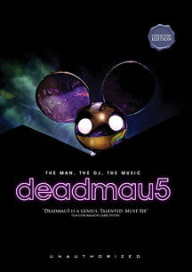 Deadmau5 - The Man, The DJ, The Music (DVD)