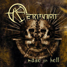 Retribution - Made In Hell (CD)