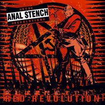 Anal Stench - Red Revolution (CD)