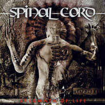 Spinal Cord - Stigmata Of Life (CD)