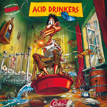 Acid Drinkers - Are You A Rebel? (CD)