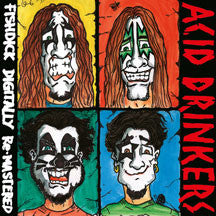 Acid Drinkers - Fishdick (CD)