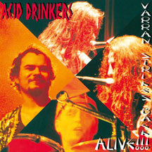 Acid Drinkers - Varran Strikes Back – Alive!!! (CD)