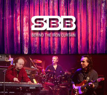 SBB - Behind The Iron Curtain (Ltd. Edition) (CD)