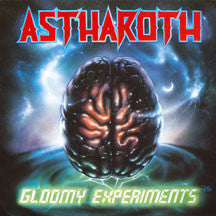 Astharoth - Gloomy Experiments (Remastered) (CD)