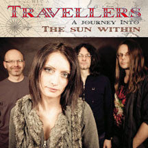 Travellers - Journey Into The Sun Within (CD)