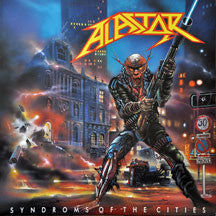 Alastor - Syndroms Of The Cities (CD)