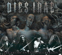 Dies Irae - The Art Of An Endless Creation (CD)