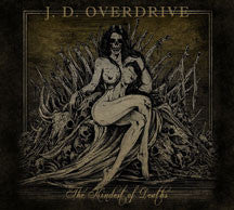 J. D. Overdrive - The Kindest Of Deaths (CD)