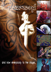 Pendragon - And Now Everybody to The Stage Limited Edition (DVD/CD)