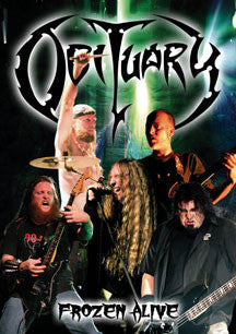 Obituary - Frozen Alive - Limited Edition (DVD/CD)