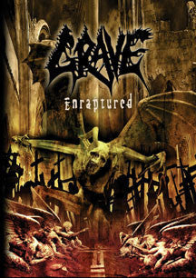 Grave - Enraptured Limited (DVD/CD)