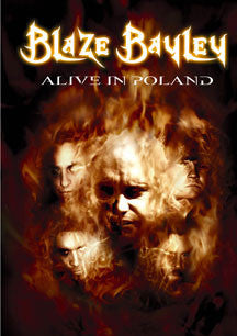 Blaze Bayley - Alive In Poland Limited Edition (DVD/CD)