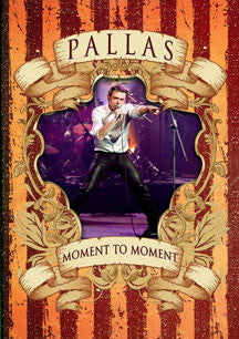 Pallas - Moment To Moment (DVD/CD)