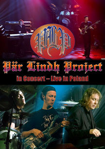 Par Lindh Project - In Concert:  Live In Poland (DVD/CD)