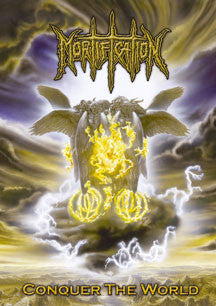 Mortification - Conquer The World (Re-issue + Bonus Tracks) (DVD)