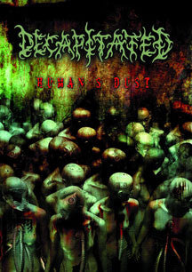 Decapitated - Human's Dust (Ltd. Star Metal Pack) (DVD)