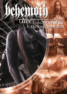 Behemoth - Live Eschaton:  Art Of Rebelion (DVD/CD)