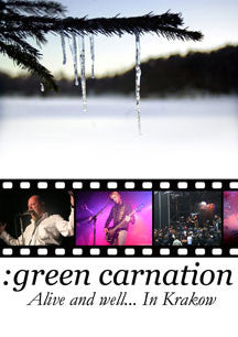Green Carnation - Alive And Well...In Krakow (DVD/CD)