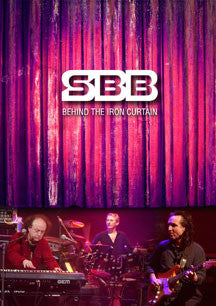 SBB - Behind The Iron Curtain (DVD)