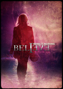 Believe - Seeing Is Believing (DVD)
