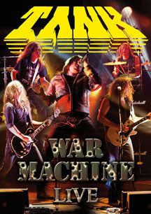 Tank - War Machine Live (DVD)