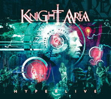 Knight Area - Hyperlive (CD/DVD)