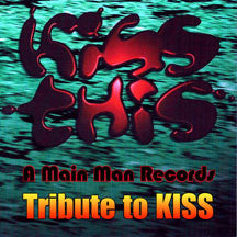 Kiss This: A Main Man Records Tribute To Kiss (CD)