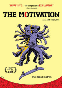 The Motivation (DVD)