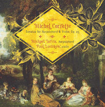 Luchkow-Jarvis Duo - Michel Corrette: Sonatas For Harpsichord And Violin Op.25 (CD)