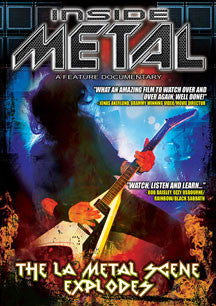 Inside Metal: The LA Metal Scene Explodes (DVD)
