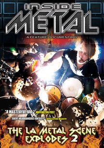 Inside Metal: The LA Metal Scene Explodes 2 (DVD)