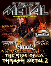 Inside Metal: The Rise Of L.A. Thrash Metal 2 (DVD)