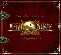 Metal Scrap Records XX Years Anniversary Compilation #7 (CD)